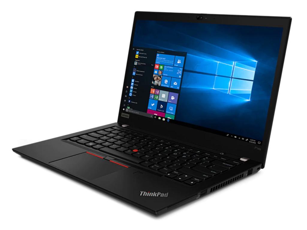 Lenovo ThinkPad P14s mobile workstation